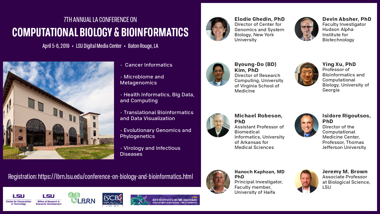 Conference on Biology and Bioinformatics