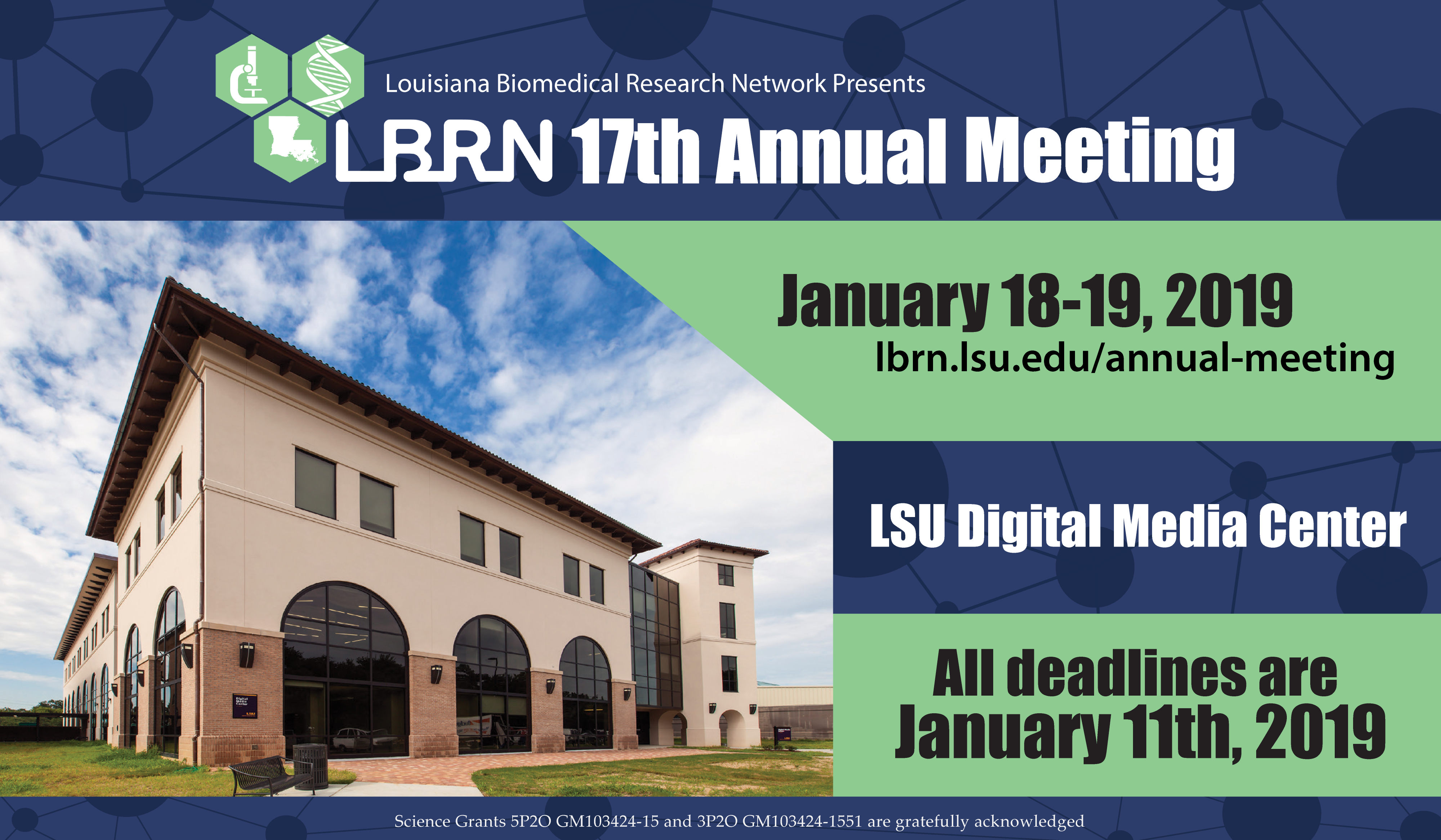 17th LBRN Annual Meeting